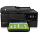 HP Officejet Premium Wireless Color All-in-One Inkjet Printer - Recertified - OJ6700 - IN STOCK