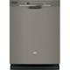 G.E. GDF610PMJES Slate Front Control Semi-Integrated Dishwasher - GDF610PMJES - IN STOCK