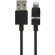 Gecko Smart LED USB to Lightning Cable - Black - GG100104 - IN STOCK