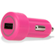 Gecko Go Turbo Car Charger 2.1amp - Pink - GG520004 - IN STOCK