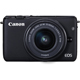 Canon EOS M10 18 MP Mirrorless EF-M 15-45mm IS STM Lens Kit - EOSM10 - IN STOCK