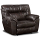 Catnapper Nolan Godiva Leather Extra Wide Cuddler Recliner - 40404-1223-29 / 40404122329 - IN STOCK