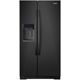Whirlpool WRS571CIDB 20.6 Cu. Ft. Black Counter-Depth Side-by-Side Refrigerator - WRS571CIDB - IN STOCK