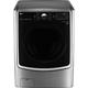 LG WM5000HVA 4.5 Cu. Ft. Graphite Front Load Steam Washer - WM5000HVA - IN STOCK