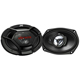 JVC 6x9 in. 3-way Speaker Drvn Series 400w Max - CSDR6930 - IN STOCK