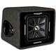 Kicker Ported enclosure with one 12 in. 2-ohm Solo-Baric� L7 subwoofer - 11VS12L72 - IN STOCK