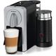 Nespresso Prodigio Espresso Maker w/ Milk Frother, Silver - D75USSINE - IN STOCK