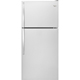 Whirlpool WRT138FZDM 18.2 Cu. Ft. Stainless Top Freezer Refrigerator - WRT138FZDM - IN STOCK