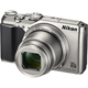 Nikon COOLPIX A900 20MP 35x Zoom Silver Digital Camera - A900 - IN STOCK
