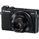 Canon Powershot G9 X 20MP 3x Zoom Black Digital Camera  - G9 X / 0511C001 / G9 - IN STOCK