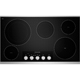 Kitchen Aid KECC664BSS 36 in. 5 Element Electric Cooktop - KECC664BSS - IN STOCK