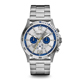 Caravelle New York Mens Stainless Steel Chronograph Watch - 43A130 - IN STOCK