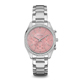 Caravelle New York Womens Stainless Steel Chronograph Watch - 43L191 - IN STOCK