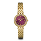 Caravelle New York Womens Gold Finish Watch - 44L174 - IN STOCK