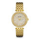 Caravelle New York Womens Gold Finish Watch - 44L184 - IN STOCK