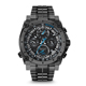 Bulova Mens Gunmetal Finish Precisionist Chronograph Watch - 98B229 - IN STOCK