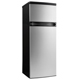 Danby Designer DPF073C1BSLD 7.3 Cu. Ft. Stainless Apartment Refrigerator - DPF073C1BSLD - IN STOCK