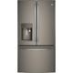 G.E. Profile PFE28PMKES 27.8 Cu. Ft. Slate French Door Refrigerator - PFE28PMKES - IN STOCK