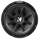 Kicker Classic 12 in. Comp 4 Ohm SVC Subwoofer - 43C124 - IN STOCK