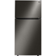 LG LTCS24223D 24 Cu. Ft. Black Stainless Top Freezer Refrigerator - LTCS24223D - IN STOCK