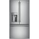 G.E. Profile PFE28PSKSS 28 Cu. Ft. Stainless French Door Refrigerator - PFE28PSKSS - IN STOCK
