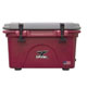 ORCA Coolers ORCDMGR026 Collegiate Maroon & Grey 26 Quart Cooler - ORCDMGR026 - IN STOCK