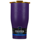 ORCA Coolers ORCA27PPLGLD 27 fl. oz. Purple & Gold Team Chaser  - ORCCHA27PU / ORCA27PPLGLD - IN STOCK