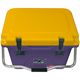 ORCA Coolers ORCPUGO020 Collegiate Purple & Gold 20 Quart Cooler - ORCPUGO020 - IN STOCK