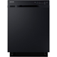 Samsung DW80J3020UB 15 Place Setting Front Control Black Dishwasher - DW80J3020UB - IN STOCK
