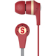 Skull Candy INK�D 2 Earbuds w/ Microphone - Red & Cream - S2IKHY-481 / S2IKHY481 - IN STOCK