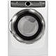 Electrolux EFME617SIW Electric 8 Cu. Ft. White Steam Dryer - EFME617SIW - IN STOCK