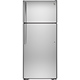 G.E. GAS18PSJSS 17.5 Cu. Ft. Stainless Top Freezer Refrigerator - GAS18PSJSS - IN STOCK