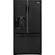 LG LFX28968SB 27 Cu. Ft. Black French Door Refrigerator - LFX28968SB - IN STOCK