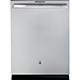 G.E. Profile PDT845SSJSS 16 Place Setting Stainless Hidden Control Dishwasher - PDT845SSJSS - IN STOCK