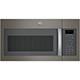 G.E. JVM6175EKES 1.7 Cu. Ft. 1000W Slate Over-the-Range Microwave - JVM6175EKES - IN STOCK