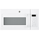 G.E. JVM6175DKWW 1.7 Cu. Ft. 1000W White Over-the-Range Microwave - JVM6175DKWW - IN STOCK