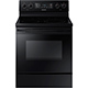 Samsung NE59K3310SB 5.9 Cu. Ft. 5 Element Electric Black Range - NE59K3310SB - IN STOCK