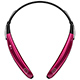 LG TONE PRO� Wireless Stereo Headset - Pink - HBS-770 Pink / HBS770PINK - IN STOCK