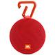 JBL Clip 2 Waterproof Bluetooth Speaker - Red - CLIP2RED - IN STOCK