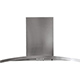 G.E. Profile PV977NSS 36 in. Stainless Island Hood - PV977NSS - IN STOCK