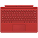 Microsoft Surface Pro 4 Type Cover - Red - QC7-00005 / QC700005 - IN STOCK
