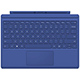 Microsoft Surface Pro 4 Type Cover - Blue - QC7-00003 / QC700003 - IN STOCK