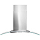 Whirlpool WVW51UC0FS 30 in. Concave Glass Wall Mount Range Hood - WVW51UC0FS - IN STOCK