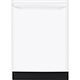 Electrolux EI24ID30QW 14 Place Settings Hidden IQ-Touch Controls White Dishwasher - EI24ID30QW - IN STOCK