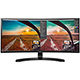 LG 34 in. 3440x1440 IPS LED UltraWide� Curved Monitor - 34UC88-B / 34UC88B - IN STOCK