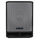 Technical Pro Carpeted 15 in. Passive Subwoofer with Built-In Crossover - THUMP15 - IN STOCK