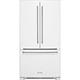 Kitchen Aid KRFC300EWH 20 Cu. Ft. White Counter-Depth French Door Refrigerator - KRFC300EWH - IN STOCK