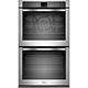 Whirlpool Gold� WOD93EC0AS 10 Cu. Ft. Electric Stainless Double Oven - WOD93EC0AS - IN STOCK