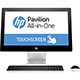 HP Pavilion 23 in., Intel Core i3-4170T, 4GB RAM, 1TB HDD, Windows 10 All-in-One - 23Q120 - IN STOCK