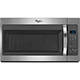 Whirlpool WMH31017FS 1.7 Cu. Ft. 1000W Stainless Over-the-Range Microwave - WMH31017FS - IN STOCK